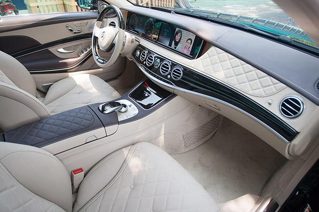 Xe sang Maybach S600 10 tỉ/chiếc: Đại gia Việt mua 1 lúc 10 chiếc 7