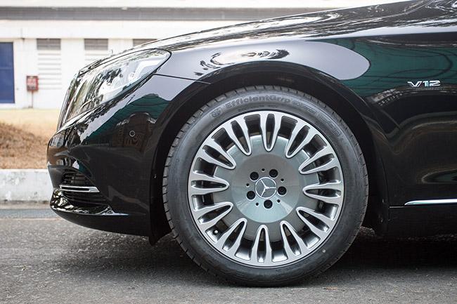 Xe sang Maybach S600 10 tỉ/chiếc: Đại gia Việt mua 1 lúc 10 chiếc 3