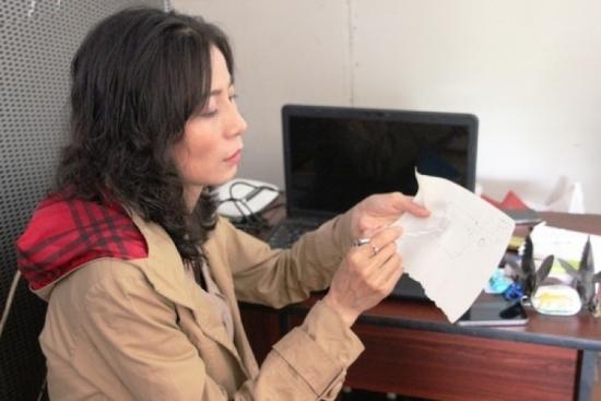 Vụ 5 triệu Yen: Bà Ngọt xuất hiện bổ sung giấy tờ 1