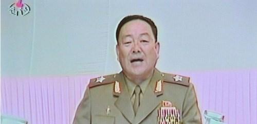 Bộ trưởng Quốc phòng Triều Tiên bị hành quyết vì bất kính với Kim Jong-un? 2