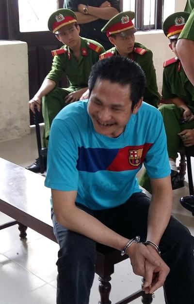 """""""Đại ca giang hồ"""" Bắc Ninh mỉm cười khi thoát án tử hình 1"""