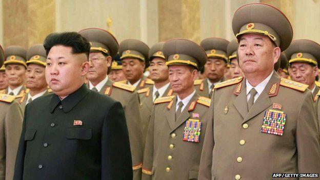 Thăng trầm với các thủ lĩnh quốc phòng Triều Tiên 1