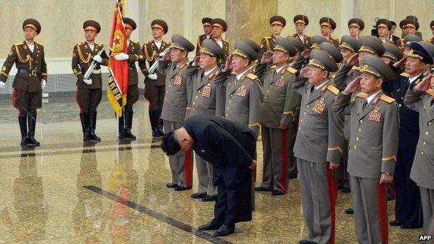 Thăng trầm với các thủ lĩnh quốc phòng Triều Tiên 2