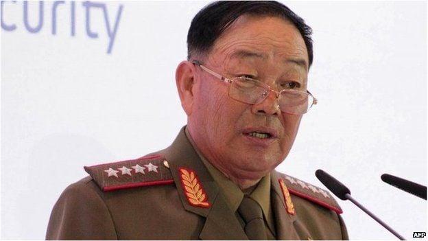 Thăng trầm phận tướng quân đội Triều Tiên 3