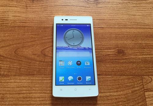 Hình ảnh Oppo Neo 5 - Tân binh trong quân đoàn smartphone phổ thông số 2