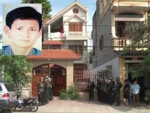 Trùm giang hồ khét tiếng Bắc Ninh luôn dắt theo súng, lựu đạn 1