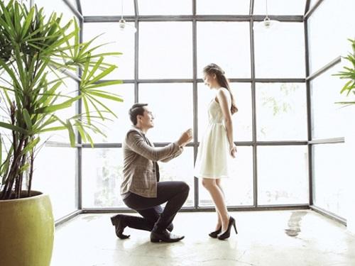 Bộ ảnh cưới chưa từng được công bố của vợ chồng Duy Nhân 12