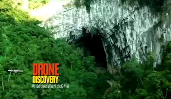 Những khoảnh khắc tuyệt đẹp của hang Sơn Đoòng trên truyền hình Mỹ 4