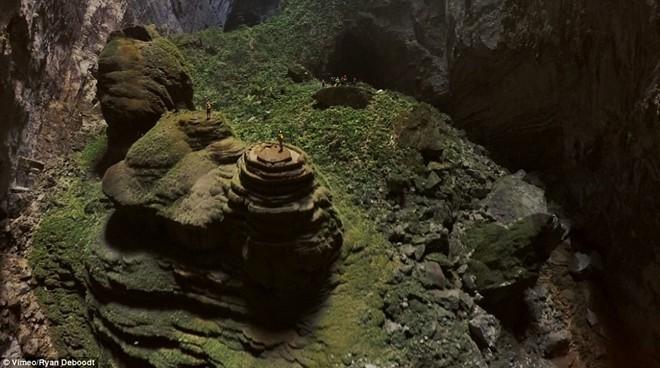 Những khoảnh khắc tuyệt đẹp của hang Sơn Đoòng trên truyền hình Mỹ 6