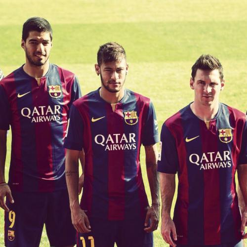 SỐC: Barca có thể bán cả Messi, Neymar và Suarez 1