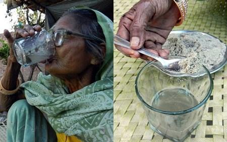 Cụ bà 92 tuổi ăn 1kg cát mỗi ngày suốt 82 năm 1