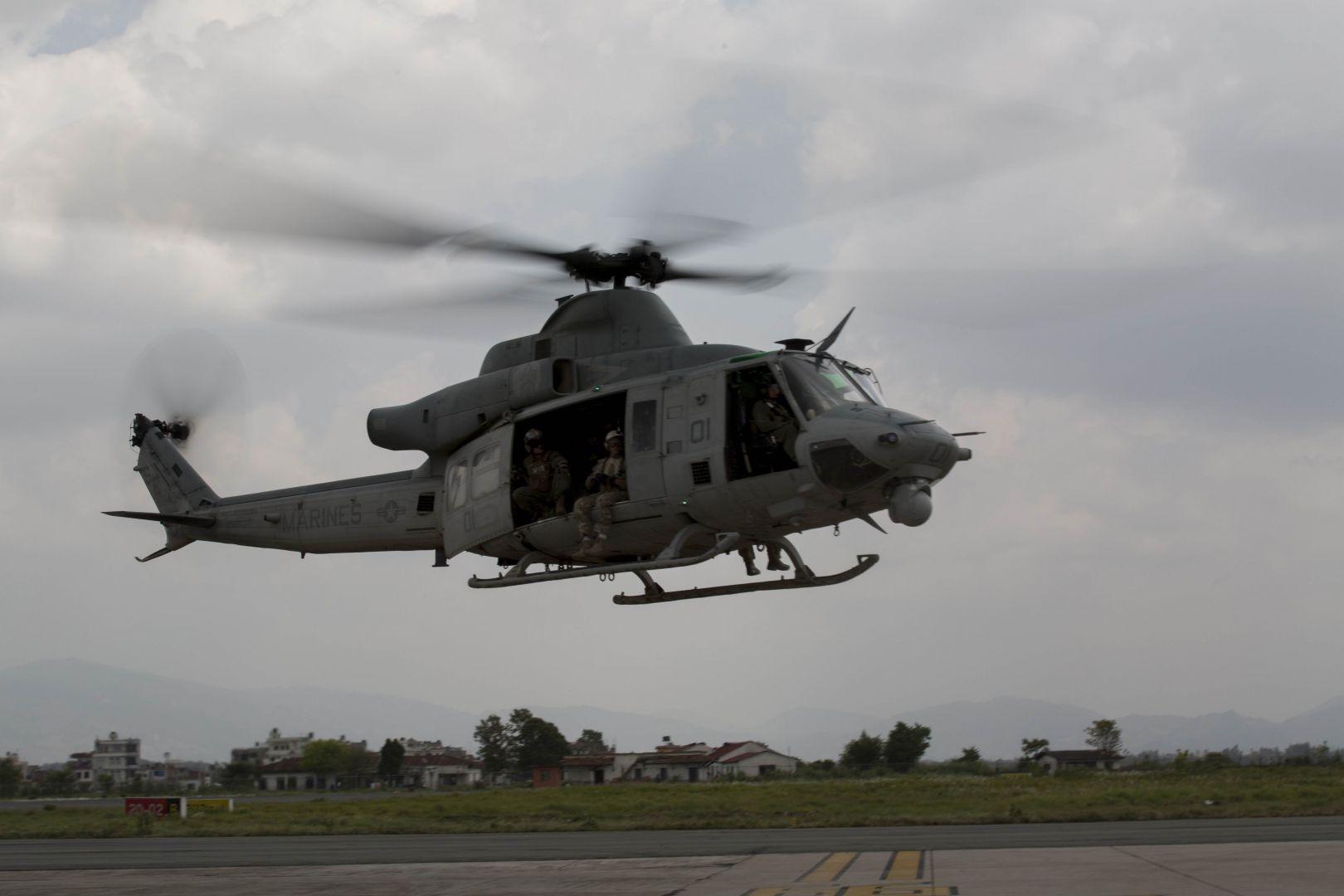 Nepal tìm thấy 3 thi thể gần nơi trực thăng Mỹ rơi 1