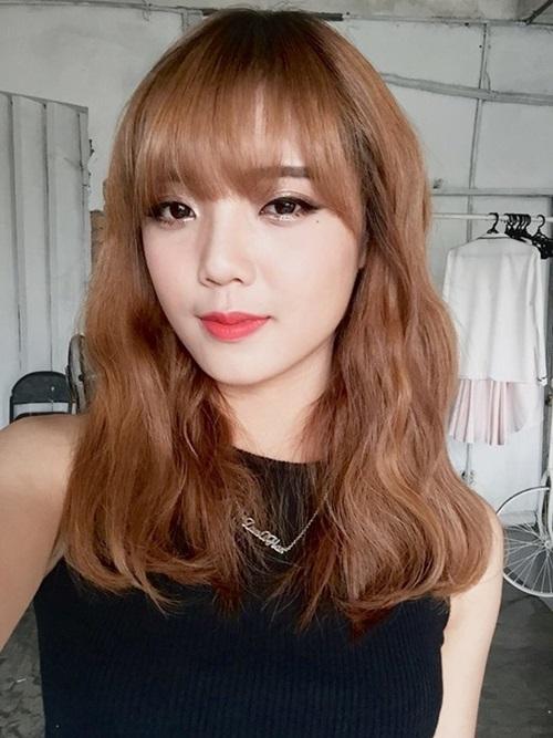 Hot girl Lâm Á Hân (BB & BG) bị quản lý cũ hack facebook? 4