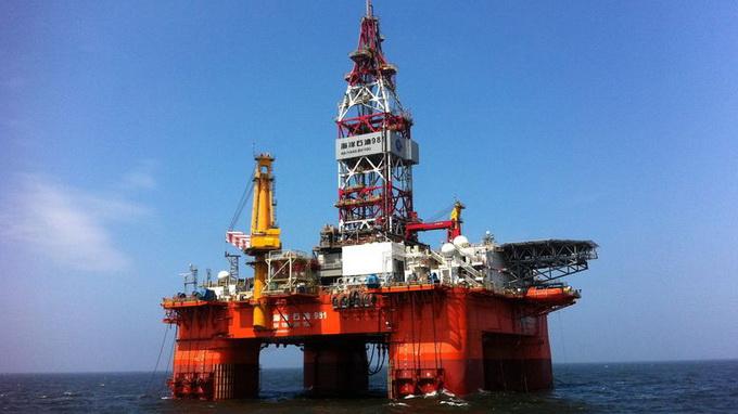 Tình hình Biển Đông: Giàn khoan Hải Dương 981 di chuyển đến vị trí mới 1
