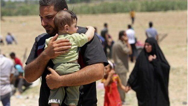 IS chiếm trọn Ramadi, 500 người chết 1