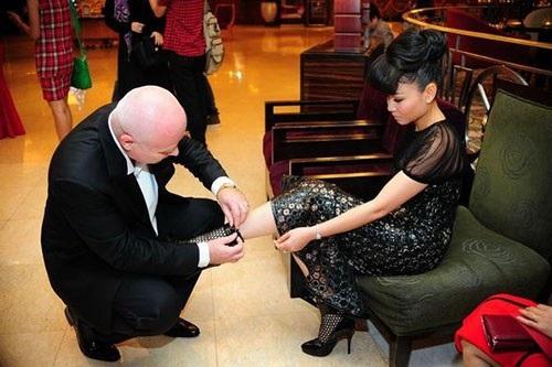 Thu Minh và nghệ thuật giữ chồng