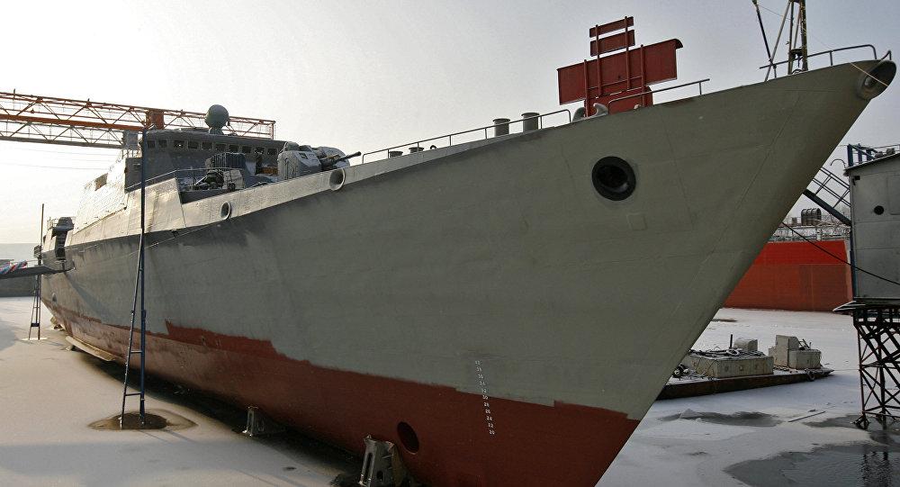 Nga hoàn tất hai tàu khu trục hiện đại cho Việt Nam 2