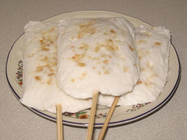 Cách làm kem chuối tuyệt ngon ngay tại nhà 9