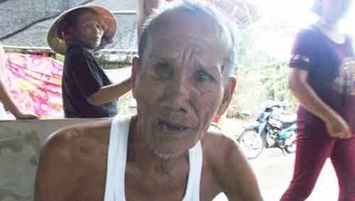 Cụ bà 70 tuổi bị con trai sát hại dã man rúng động Trà Vinh 1