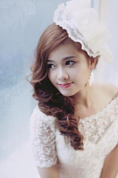 Gợi ý cách trang điểm cô dâu tự nhiên cho ngày cưới 1