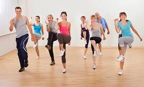 Cách giảm cân bằng tập Aerobic cực nhanh và hiệu quả 3