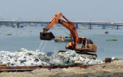 Dự án lấn sông Đồng Nai: Lo thiếu nước, TP.HCM lên tiếng 1