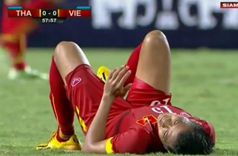 Trực tiếp vòng loại World Cup 2018: Thái Lan 1-0 Việt Nam 1