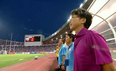 Trực tiếp vòng loại World Cup 2018: Thái Lan 1-0 Việt Nam 4