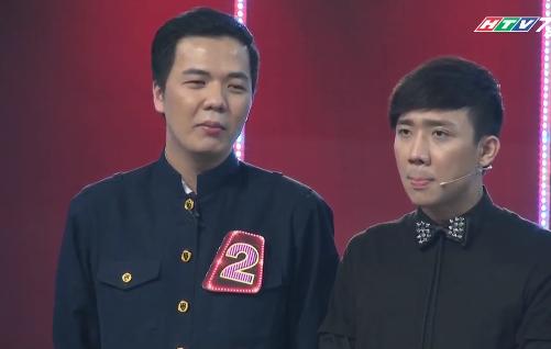 Người bí ẩn 2015 tập 11: Hoài Linh, Việt Hương ôm heo lên sân khấu 5