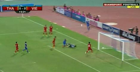 Trực tiếp vòng loại World Cup 2018: Thái Lan 1-0 Việt Nam 3