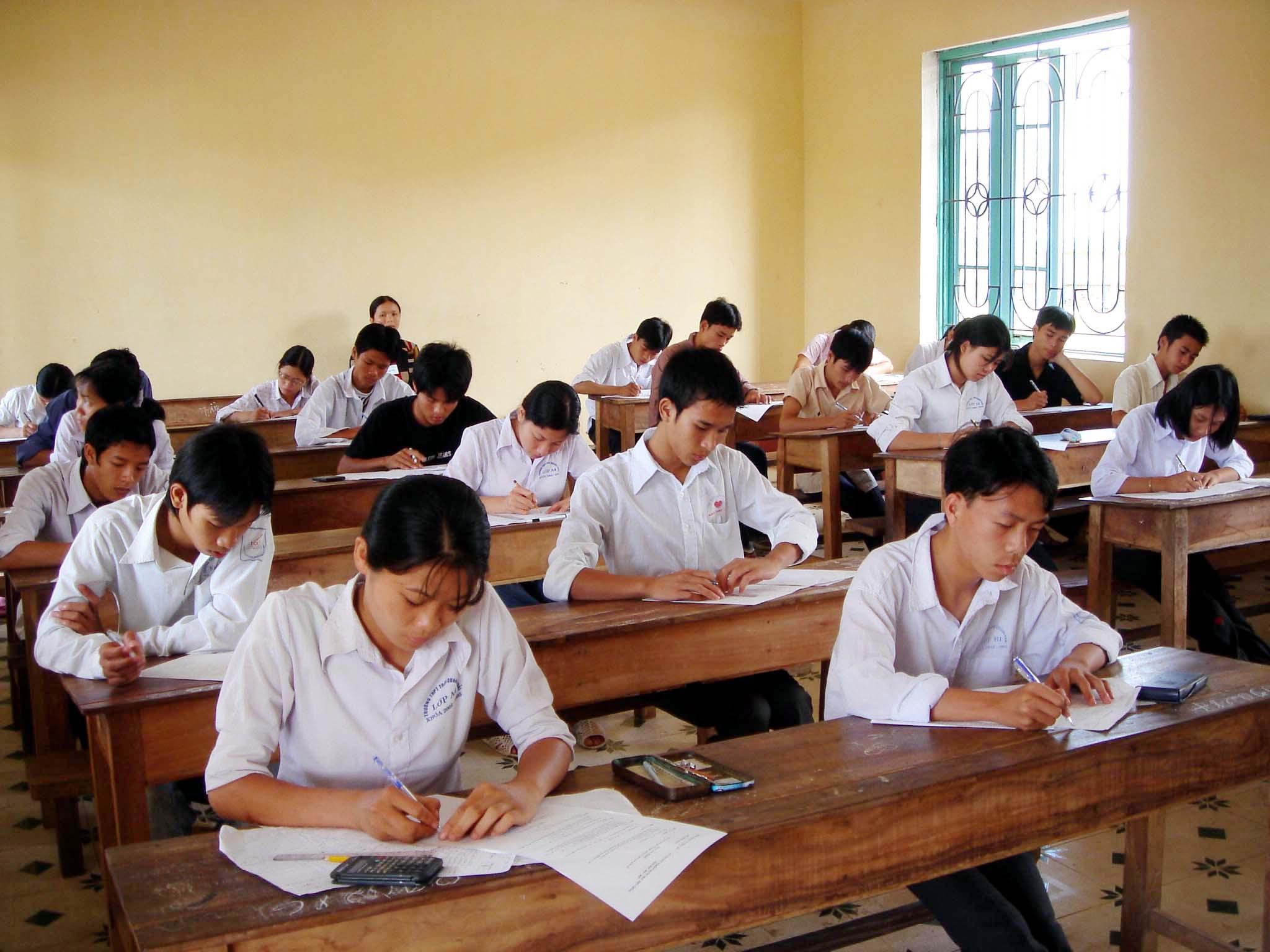 Kỳ thi THPT: Thí sinh còn 2 ngày để điều chỉnh môn thi  1
