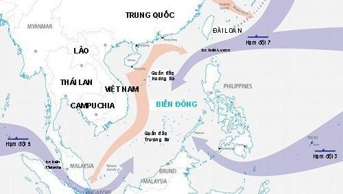 Mỹ đã sẵn sàng cho cuộc chiến với Trung Quốc trên Biển Đông? 2