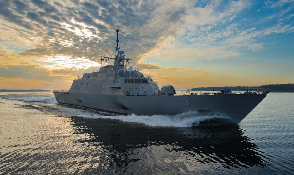 Mỹ đã sẵn sàng cho cuộc chiến với Trung Quốc trên Biển Đông? 1