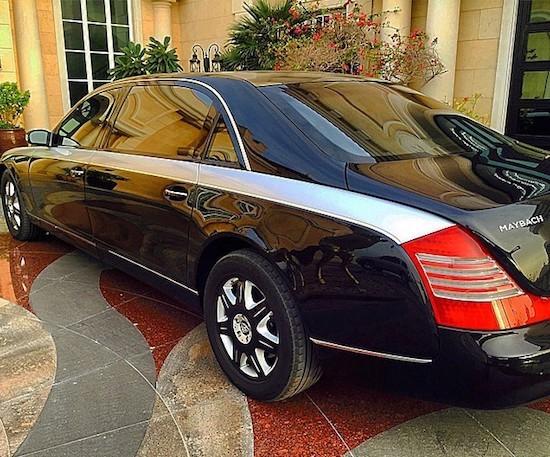 Cuộc sống xa hoa của con trai ông chủ bất động sản giàu nhất nhì Dubai  4