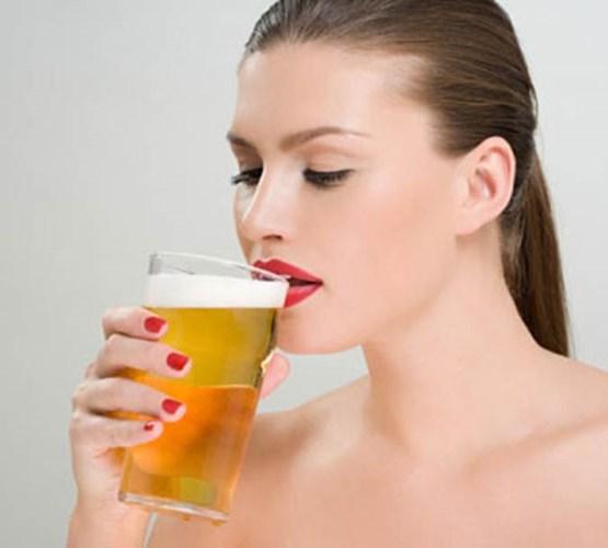 Làm đẹp da từ bia thật đơn giản và hiệu quả 4