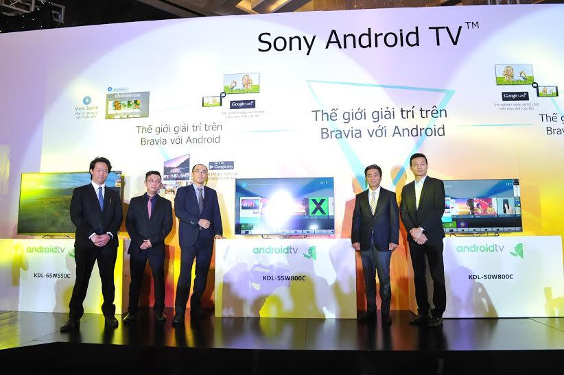 """Sony trình làng """"siêu phẩm"""" TV Bravia 4K tại Việt Nam 1"""