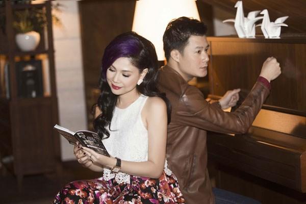 Thanh Thảo, Quang Dũng 'công khai' tình cảm 15 năm trong Liveshow 2