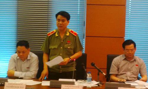 Tướng Chung: Không áp dụng án tử với tội tham nhũng là không công bằng 1