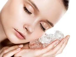 Cách giảm béo mặt bằng đá lạnh cực hay và hiệu quả 4