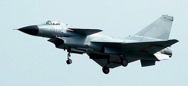 Chiến đấu cơ Trung Quốc rơi, 2 phi công thiệt mạng 1