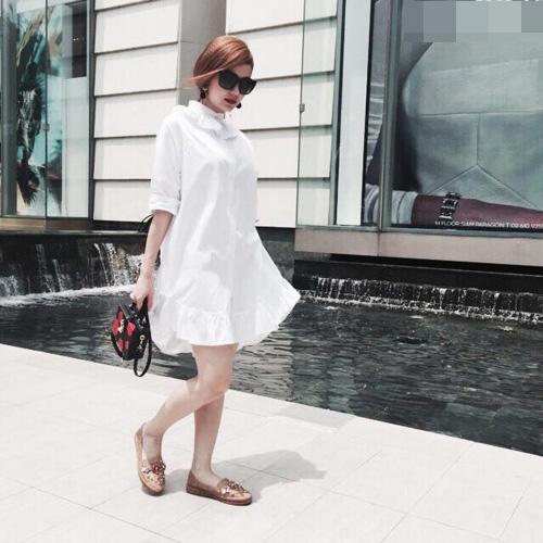 Bí quyết chọn trang phục cho những ngày nắng nóng 4