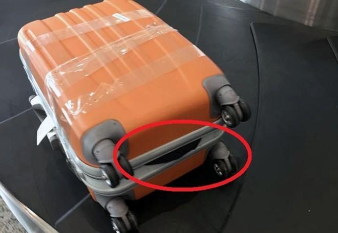 Tình tiết mới vụ hành khách Vietjet mất hành lý 1