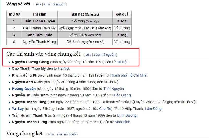 Hương Giang Idol có khai gian 4 tuổi? 3