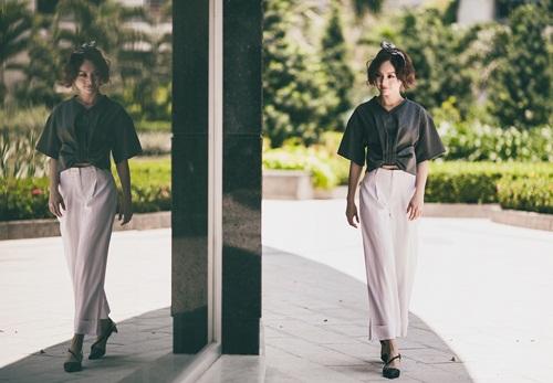 Lan Phương đẹp lên từng ngày với phong cách thời trang mới 4