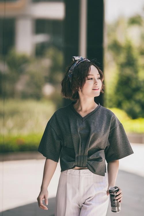 Lan Phương đẹp lên từng ngày với phong cách thời trang mới 2