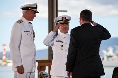 Mỹ đã triển khai quân tới Thái Bình Dương để xoay trục châu Á 1