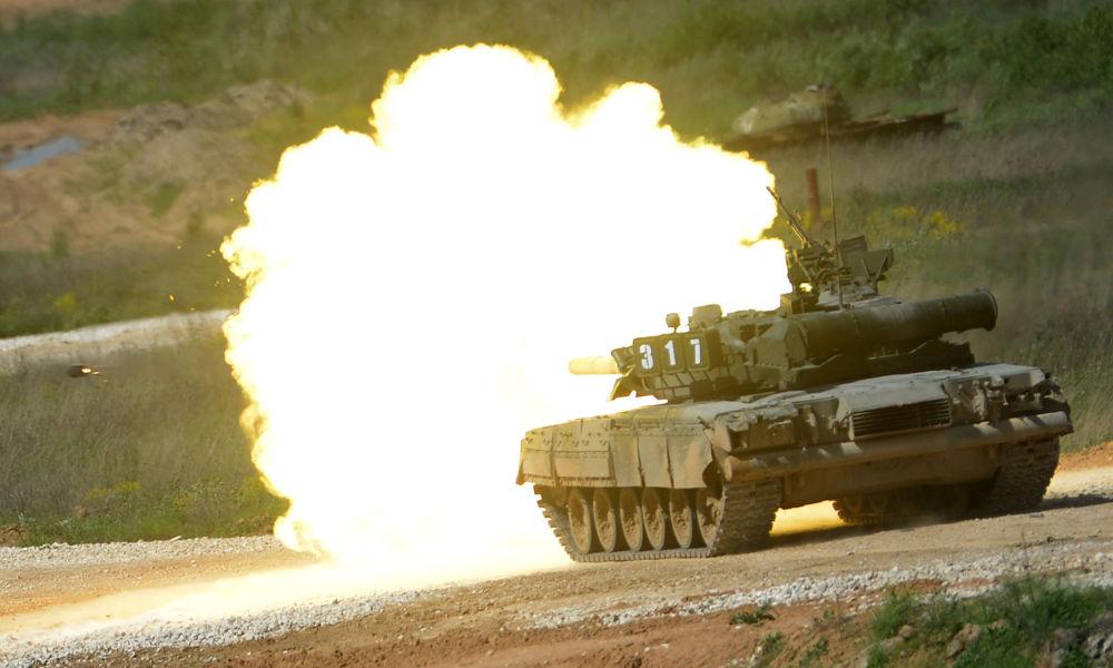 Hình ảnh Tận mắt dàn vũ khí quân sự tối tân của Nga ...