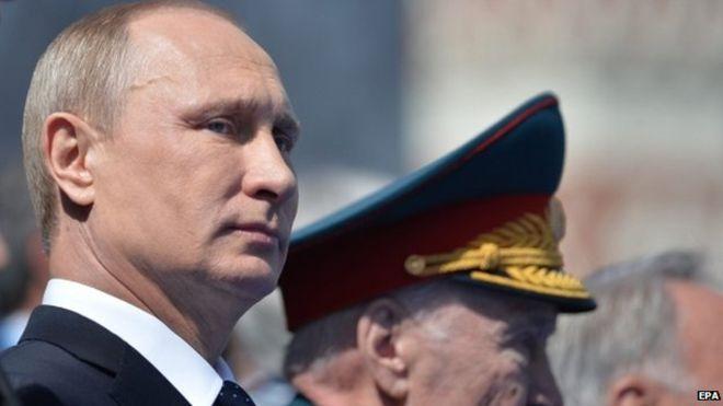 TT Putin ký sắc lệnh giữ bí mật thương vong của quân đội 2