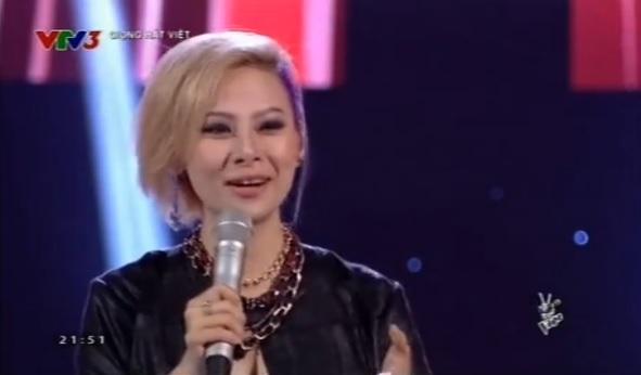 Giọng hát Việt 2015 tập 4: Tuấn Hưng cầm giầy, Thu Phương cởi áo tặng thí sinh 6