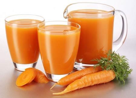 Cách giảm cân bằng cà rốt cực hay và hiệu quả 8